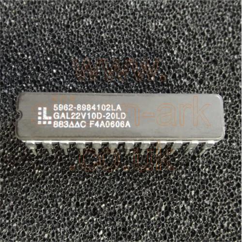 GAL22V10D-20LD/883   Generic Array Logic device - Lattice Semiconductor