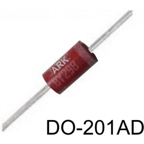 BY298 soft recovery rectifier - ITT