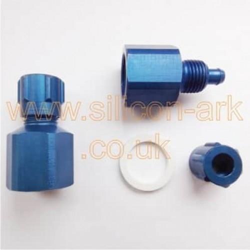ACK-1/4-PK-4 quick connector (3713) - Festo
