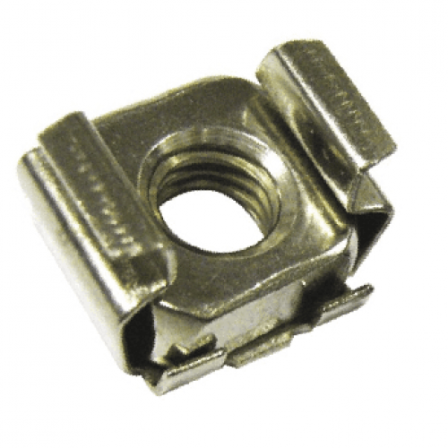 Caged Nut - Zinc plated - M6  RS 523-137