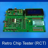 Retro Chip Tester (RCT)