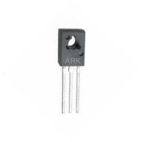 BD682 silicon PNP darlington transistor - On Semiconductor