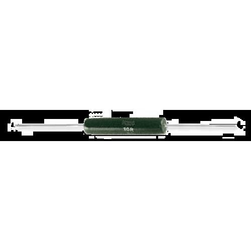 0R15 Ohms 10.5 Watts  500V  5% W23 series resistor - Welwyn