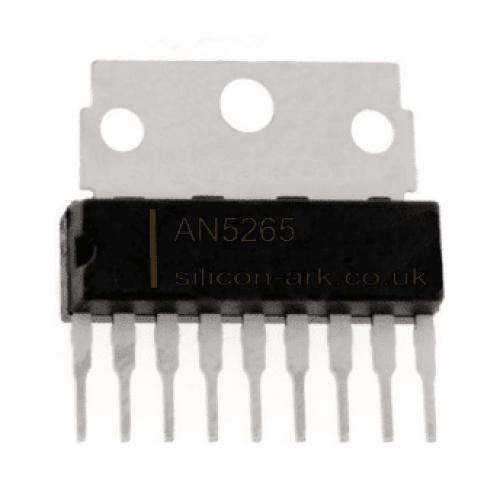 AN5265 TV output sound circuit - Matsushita