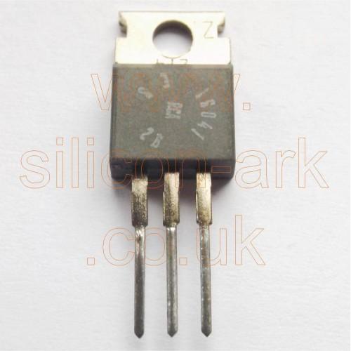 16041 silicon NPN transistor - RCA