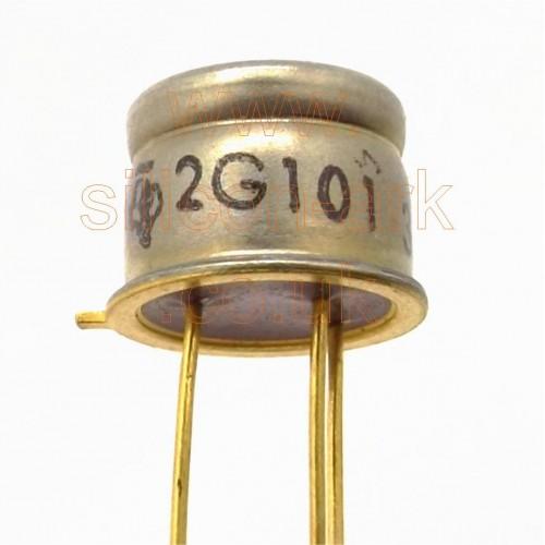 2G101 Germanium PNP transistor - Texas Instruments