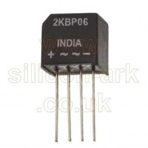 2KBP06  2Amp bridge rectifier - International Rectifier