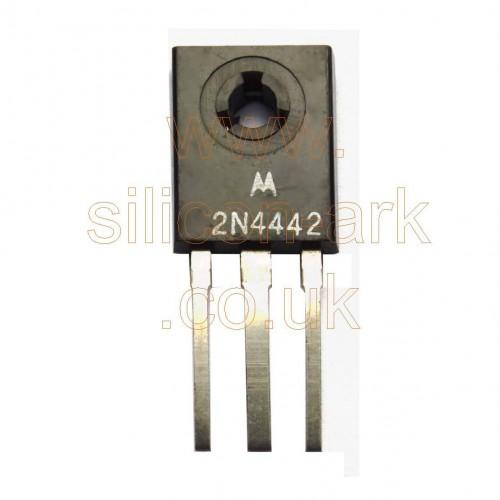 2N4442 Thyristor - Motorola