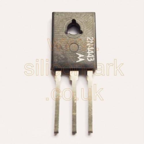 2N4443 Thyristor - Motorola