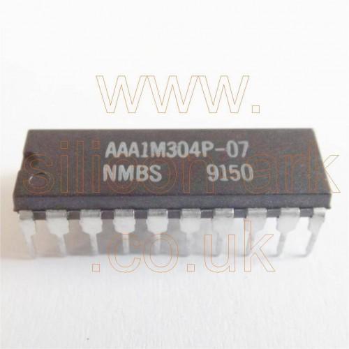 AAA1M304P-07  256Kx4 dynamic RAM - NMB Semiconductor