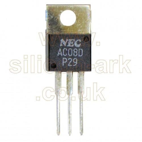 AC08D  Thyristor - NEC