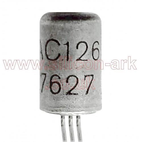 AC126 Germanium PNP transistor