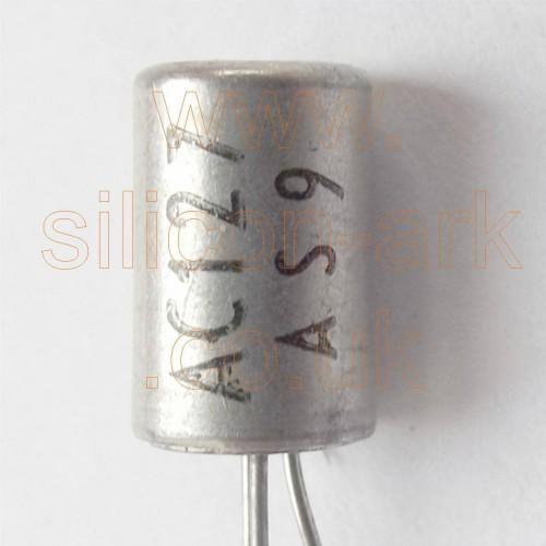 AC127 Germanium NPN transistor