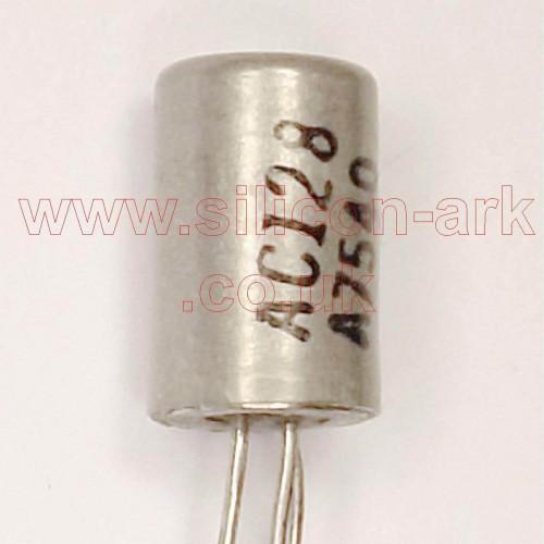 AC128 Germanium PNP transistor