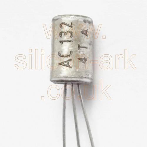 AC132 Germanium PNP transistor
