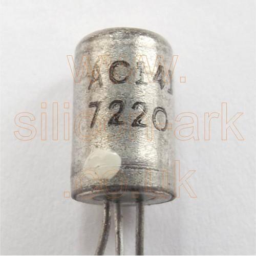 AC141 Germanium NPN transistor
