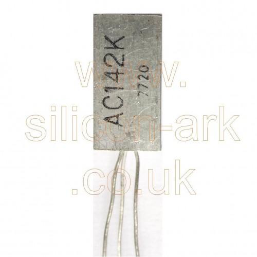 AC142K Germanium PNP transistor