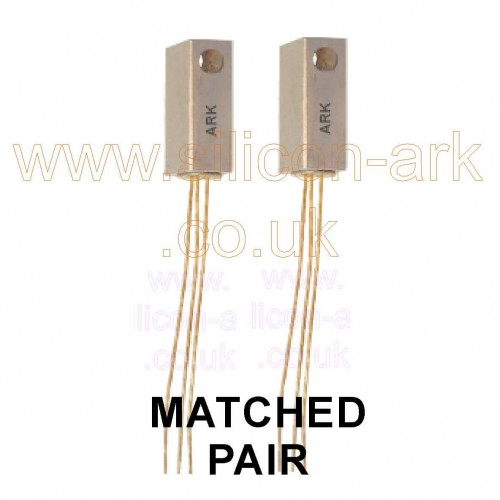 AC187K - AC188K  Germanium Matched Pair transistors - RS