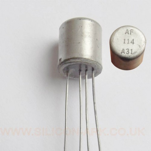 AF114 Germanium PNP transistor