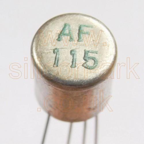 AF115  Germanium PNP transistor