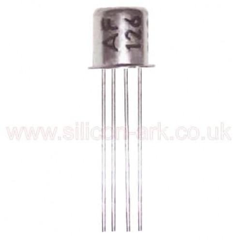 AF126 Germanium PNP transistor - Telefunken