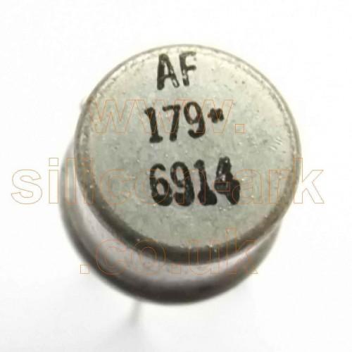 AF179 Germanium PNP transistor