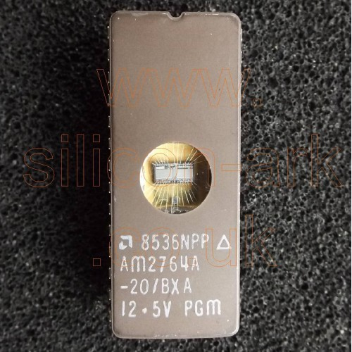 AM2764A-20/BXA   64K (8K x 8) UV erasable EPROM - AMD
