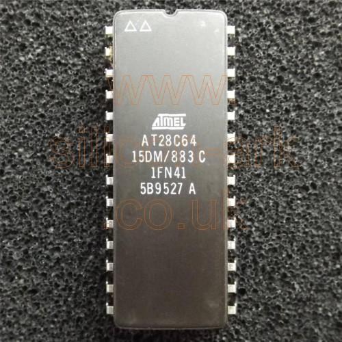 AT28C64-15DM/883  64K (8K x 8) CMOS EPROM - ATMEL