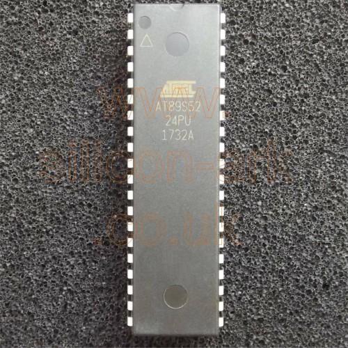 AT89S52-24PU  microcontroller - Atmel