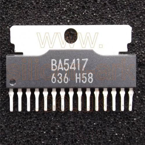 BA5417 5W+5W Stereo speaker amplifier - Rohm