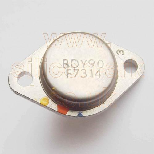 BDY90 silicon NPN transistor