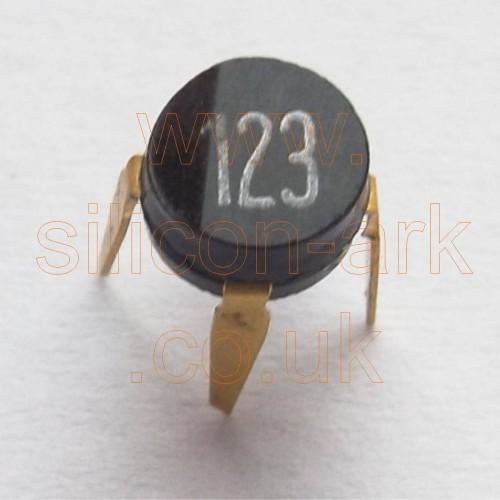 BF123 silicon NPN microwave / UHF transistor