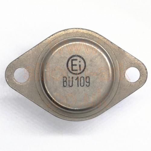 BU109 silicon NPN  transistor - Ei