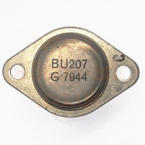 BU207 silicon NPN Power transistor