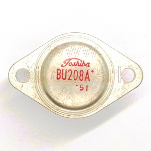 BU208A   silicon  NPN power transistor - Toshiba