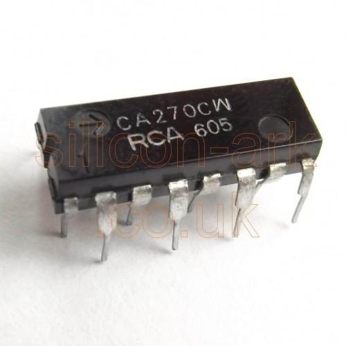 CA270CW  TV signal processor - RCA