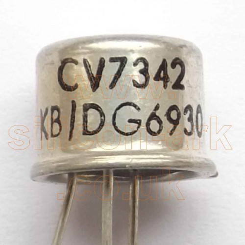 CV7342 PNP Darlington transistor - ASM