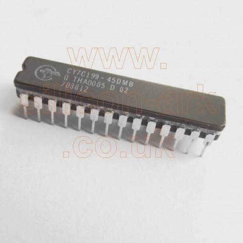 CY7C199-45DMB   32x8 bit SRAM - Cypress Semiconductor