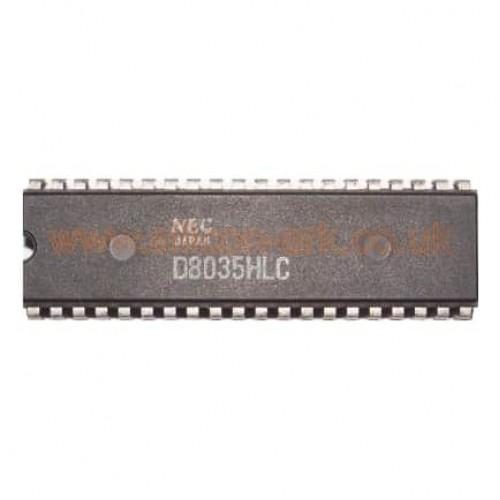 D8035HLC 8-Bit microcontroller - NEC