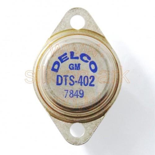 DTS402 silicon NPN power transistor - Delco