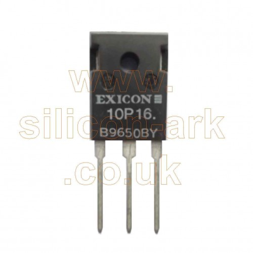 EC10P16  P-Channel Lateral MOSFET - Exicon