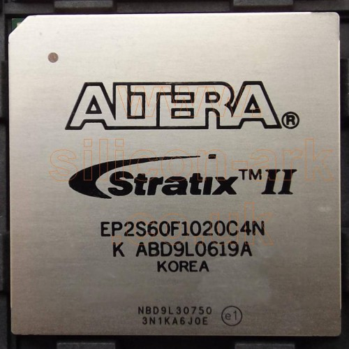 EP2S60F1020C4N- Stratix II FPGA  - altera