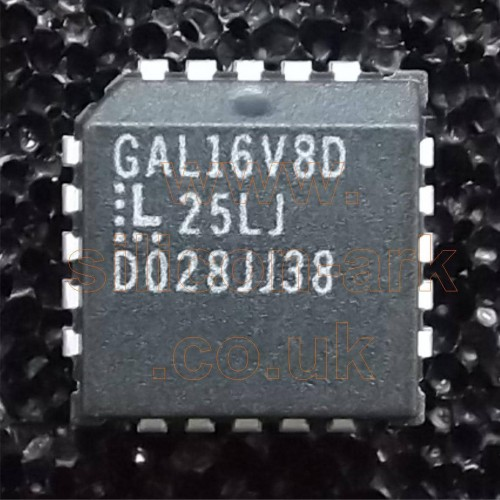 GAL16V8D-25LJ  Generic Array Logic device - Lattice Semiconductor