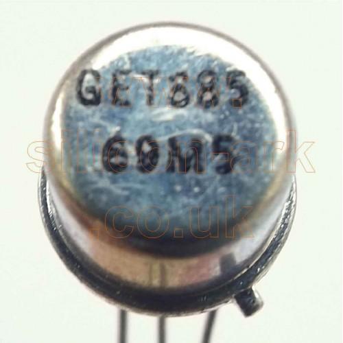 GET885 Germanium PNP transistor