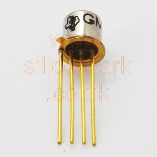 GM0290 Germanium PNP transistor - Texas Instruments
