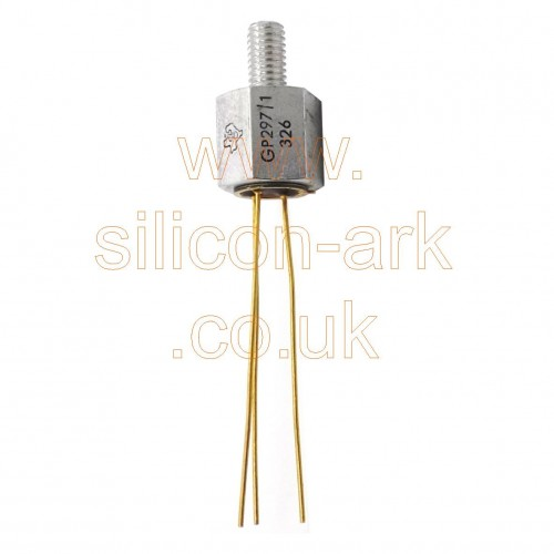 GP297/1 Germanium PNP transistor - Texas Instruments
