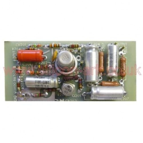 Circuit Board Assembly  (03400-66502)  - HP Agilent