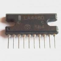 1 PEZZO INTEGRATO LA4460-12W  POWER AMP