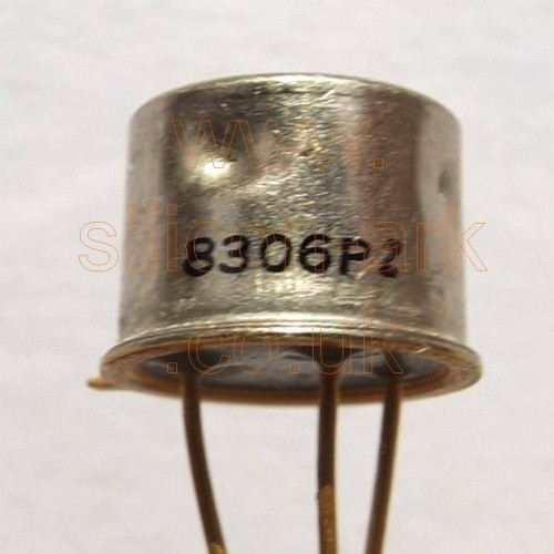 8306P2 (SP2183) silicon NPN transistor - Texas Instruments