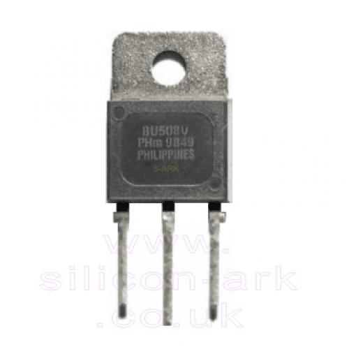 BU508V silicon NPN power transistor  SOT-93A - Philips